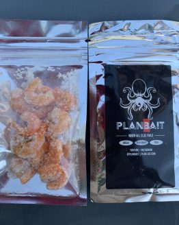 plan bait salted and dehydrated shrimp