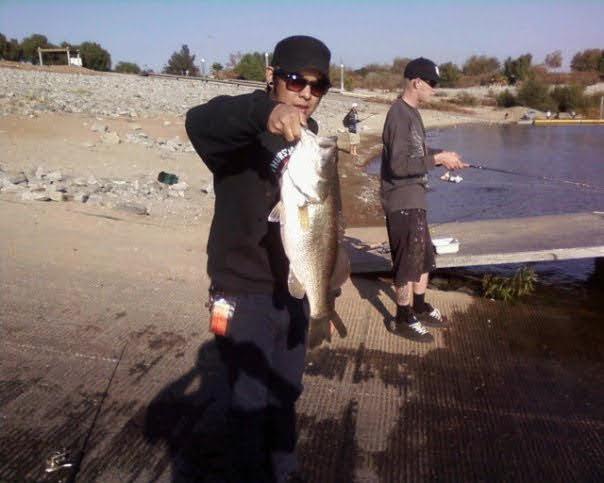 urban fishing bass